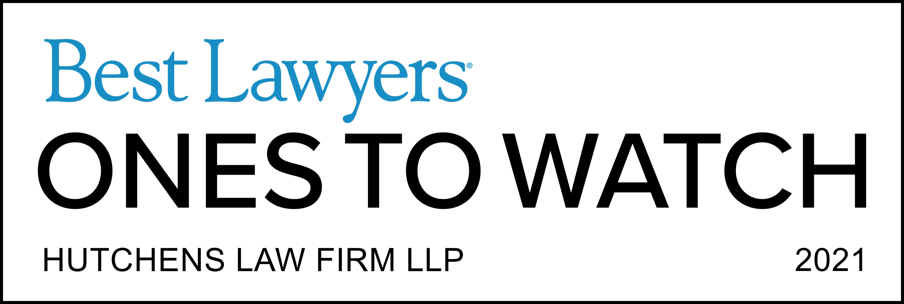 Best Lawyers: Ones to Watch