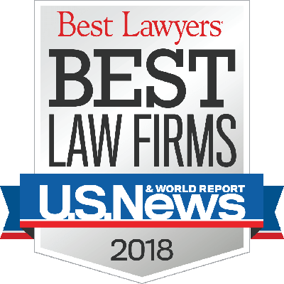 U.S. News and World Report Best Lawyers Best Law Firms 2017